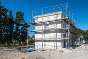 renovation de facade Aups
